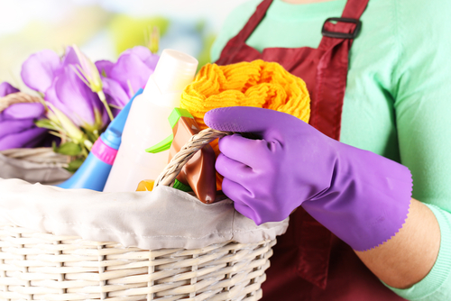 The Health Benefits Of Spring Cleaning Service