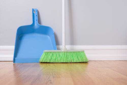 Spring cleaning service for HDB