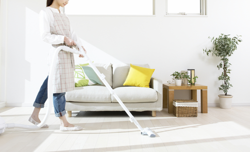 how to make your house clean and beautiful?